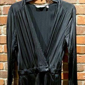 01282d4c683 Other Stories Pants -   Other Stories - satin jacquard jumpsuit